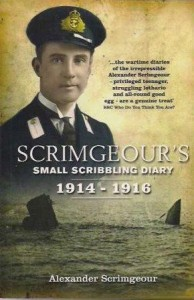 Scrimgeours scribbling diary
