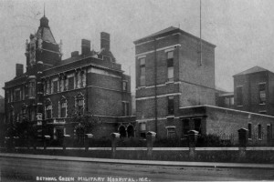 Bethnal Green Military Hospital